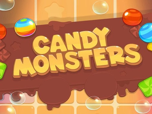 Candies Monsters