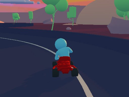 Mini Kart Racing