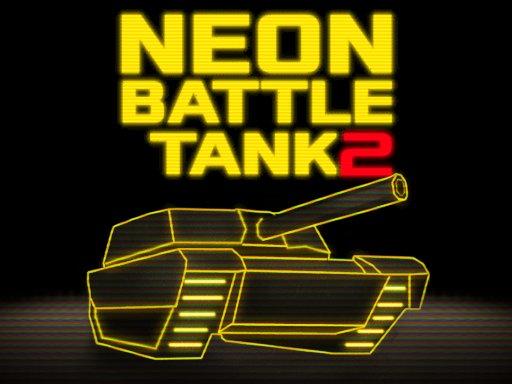 Neon Battle Tank 2