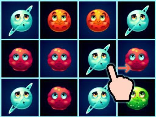 Planets Match 3