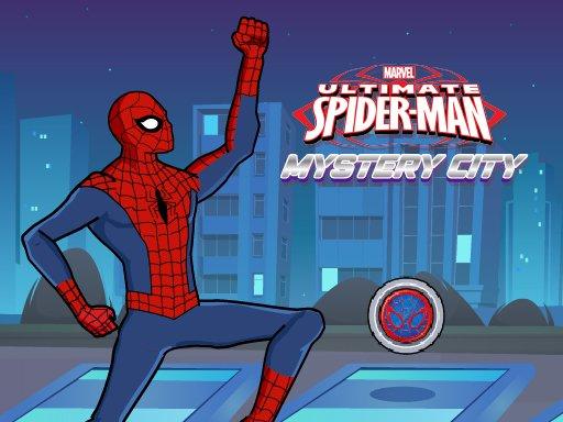 Spiderman City Mystery