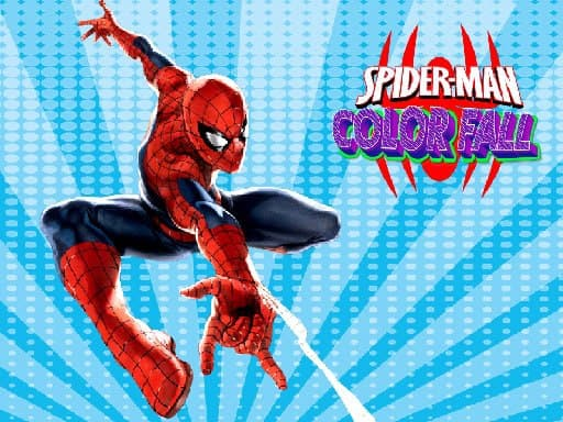 Spiderman Color Fall – Pill Pull Game