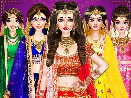 Wedding Makeup & Dress up Game