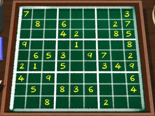 Weekend Sudoku 07